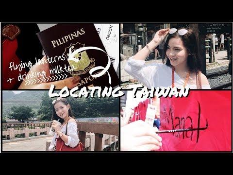 Locating Taiwan + Flying Lanterns | Kristen Manaligod