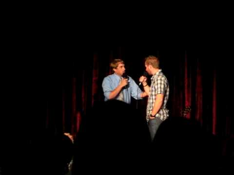 Kirby Heyborne & Corbin Allred - New Choice - An Improv