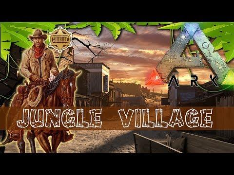 JUNGLE VILLAGE III : L'AVENTURE COMMENCE - ARK Survival Evolved EP0