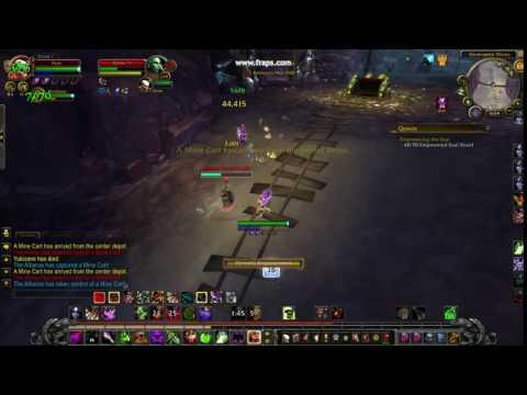 Hybrid spec as demonology warlock