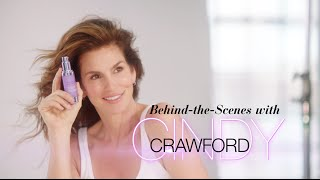 Behind the Scenes with Cindy Crawford Thumbnail