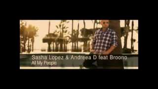 Sasha Lopez - All my people On The Floor Promo Video.wmv