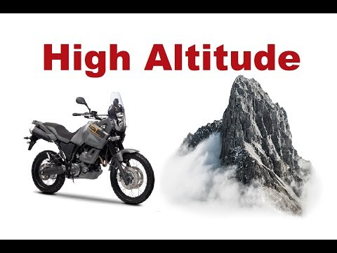 Motorcycle Trip on High Altitude - How to do it?