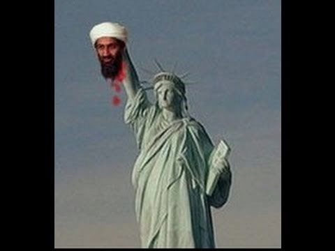 Osama Bin Laden Is Dead - Credit President Obama