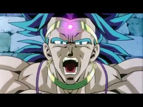 Goku Vs Broly (Full Fight)