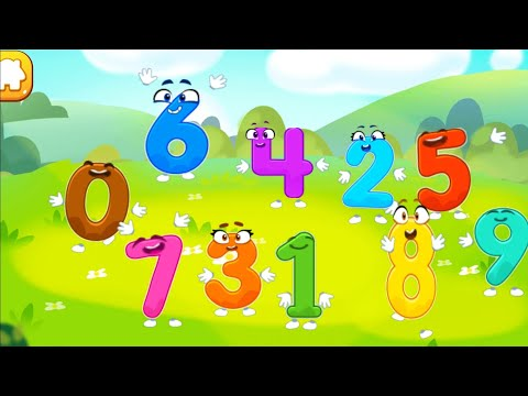 How To Learn Numbers 1 To 10 ! An Exciting Adventure !