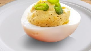 How To Make Best Devilled Eggs