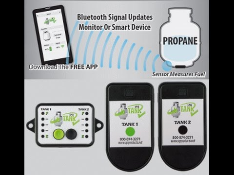 Product Review: Mopeka LPG Tank Check - Bluetooth Propane Level Monitor