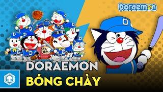 Doraemon Bóng Chày - Tổng hợp thành viên của đội Edogawa Doras | Dorabase
