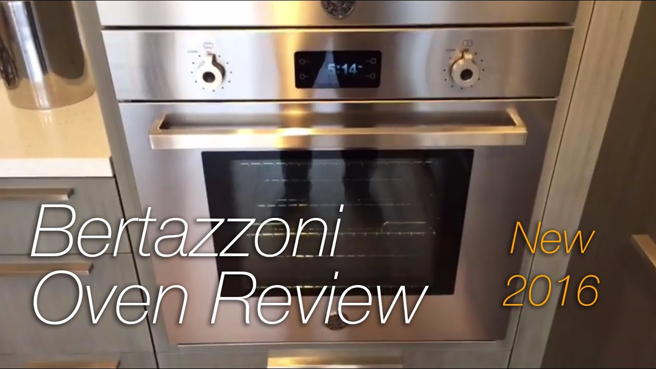 Bertazzoni Oven - Single Electric Professional