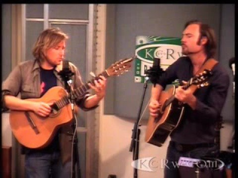 CHRIS AND THOMAS live on 89.9 KCRW, Los Angeles