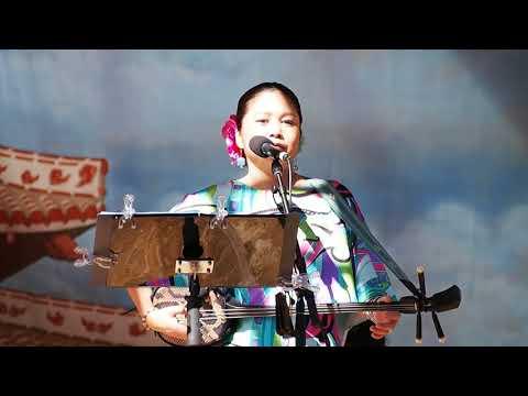 Rimi Natsukawa Okinawan Festival 2017