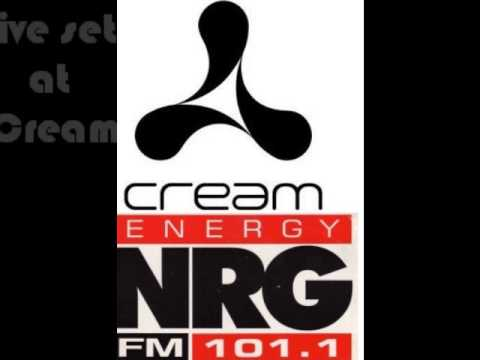 Paul Oakenfold & Hernan Cattaneo live at Cream Liverpool, 28-11-1998(The Beat, Energy 101.1) Parte1