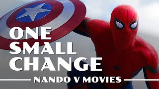 The Spider-Man Problem - Captain America: Civil War
