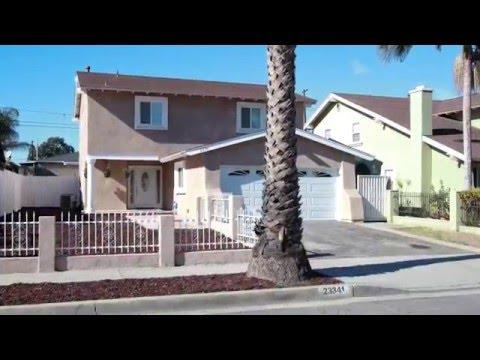 CARSON HOME FOR SALE 23341 FIGUEROA ST CARSON CA 90745 $545,000 4 BEDROOM, 3 BATH, 1750 sq ft
