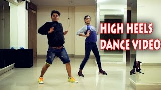 HIGH HEELS Easy Dance Video Song | KI & KA | Yo Yo Honey Singh | Rockstar Dance Studios