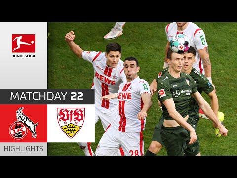 Köln VfB Stuttgart Goals And Highlights