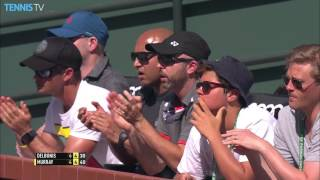 Murray Hot Shot Indian Wells 2016
