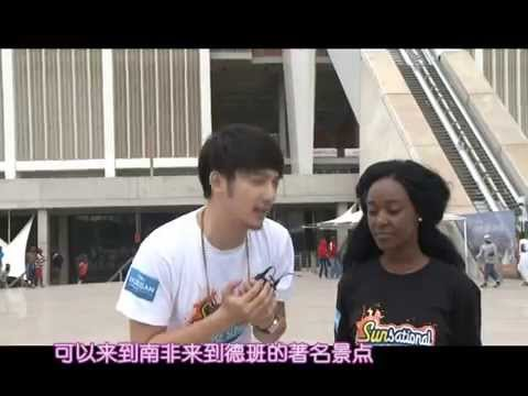 Chinese TV station visits Durban