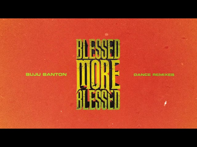 Buju Banton - Blessed More Blessed Maliboux Remix (Visualizer)