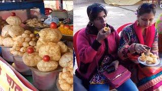 Big Panipuri ( Fuchka  Golgappa ) - Indian Street Food Kolkata - Bengali Street Food