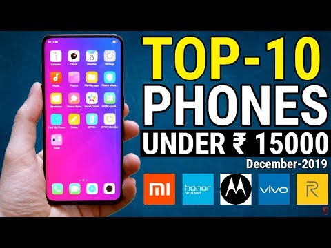 Top 10 Phones Under 15000 | Best MidRange Mobiles | Best Camera Phone Under 15000 | Mobiles Upto 15k