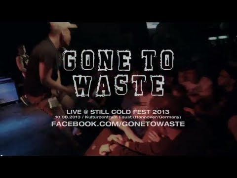 Gone To Waste Live @ Still Cold Fest 2013 (HD)