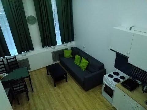 Квартира-студия в долевой собственности