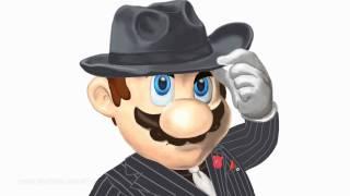 Super Mafia Brothers - Speedpainting in Photoshop