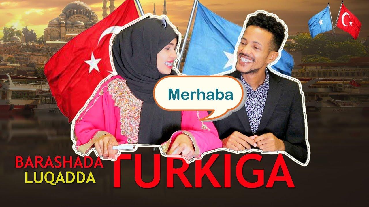 Waxkabaro luuqadda TURKISH (Farax & ArimaHeena)