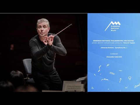 Johannes Brahms - Symphony No. 1 | Alexander Liebreich and ANPO