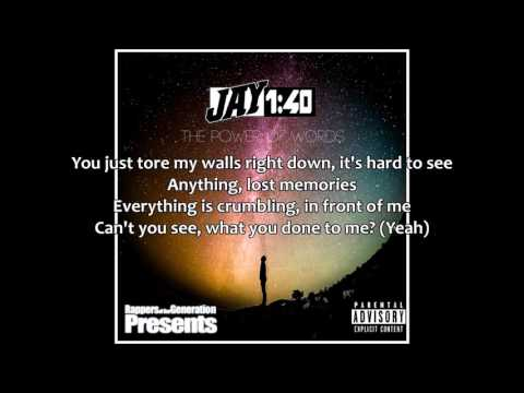 Jay 1:40 - Lost Memories ft. Young z (Lyrics) [Prod. Kevin Peterson]