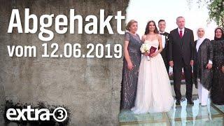 Abgehakt am 12.06.2019