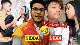 Valentine's Day Nibba Nibbi Love (ft. Bajrang Dal)