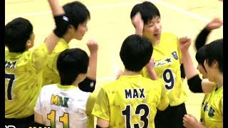 第3セット!春高バレーオールスター選手たちのレア映像満載です!全日本...