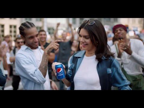 Pepsi Pulls Kendall Jenner Commercial After Social Media Backlash #SocialMedia