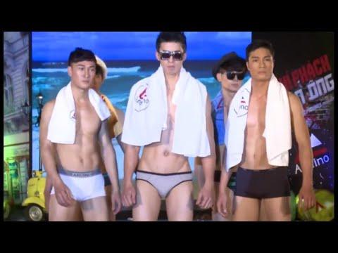Thời trang đồ lót nam Việt Nam - Vietnam Men Underwear Fashion Show - Aristino, Relax, Rock