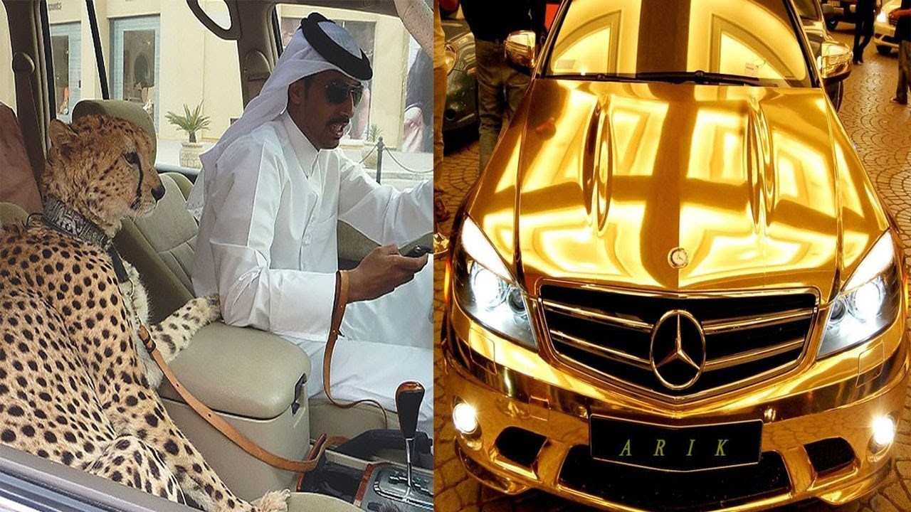101 Outrageous Things You'll Only See In Dubai  #68 You've Never Seen  Before!!