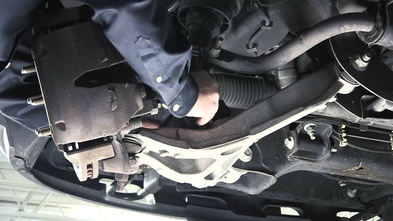 hight resolution of how to replace a front air strut assembly on the 03 06 ford expedition lincoln navigator arnott air suspension