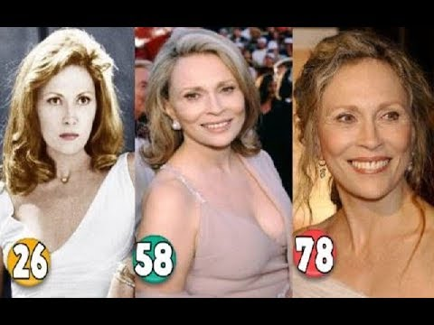 Faye Dunaway ♕ Transformation From 21 To 78 Years OLD