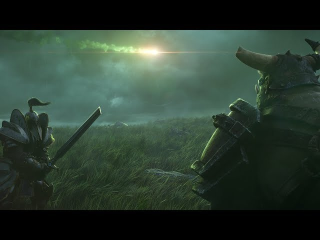 Warcraft 3: Reforged (видео)
