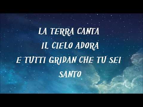 LA TERRA CANTA - GRUPPO BARAK ( sottotitoli in italiano )