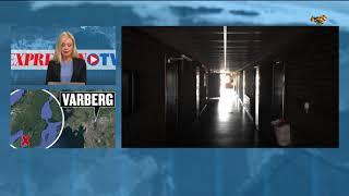 """Stort strömavbrott i Varberg: """"Som en spökstad"""""""