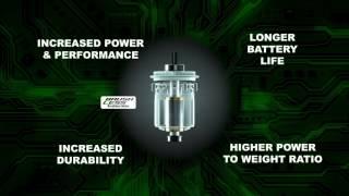 Hitachi 18V Brushless IP56 Impact Wrench - WR18DBDL2