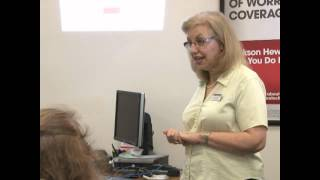 Video of Jackson Hewitt Tax Class Course Orientation in Fairfax VA