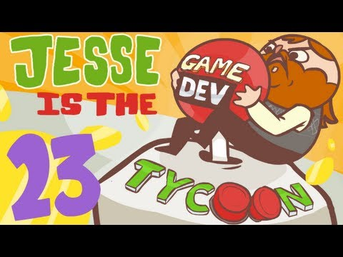 Game Dev Tycoon (Part 23): I got this!...until I don't... - 동영상