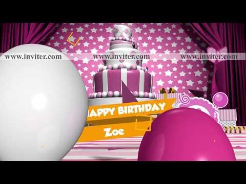 Permalink to Birthday Invitation Card Template Hello Kitty