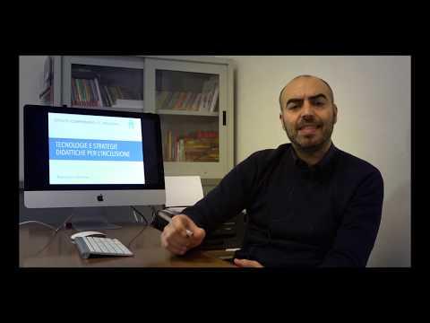 Presentazione Corso Tecnologie E Strategie Didattiche Per L'inclusione