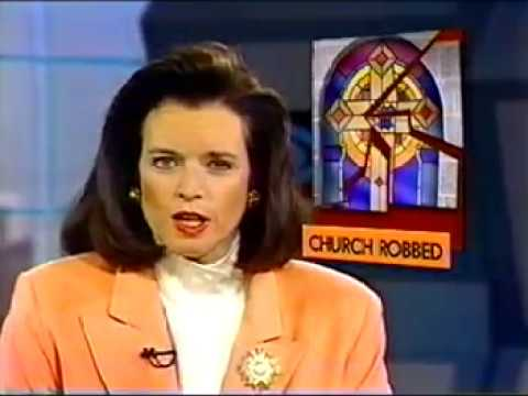 WCBS NY NEWS-December 1, 1993-Carol Martin, Michele Marsh