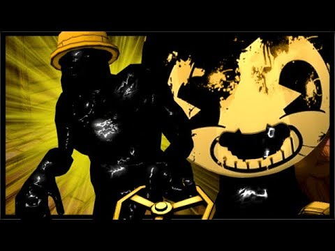 THE NEW SAMMY & JACK FAINS SEWER!!  Bendy & The Ink Machine Chapter 2 Remastered